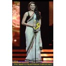 Bollywood Replica - Gorgeous White Net Saree Of Anushka Sharma From IIFA Award - D.NO.1306