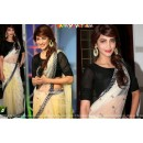 PARTY WEAR LATEST BOLLYWOOD REPLICA SAREE -  TM-2