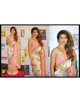 PARTY WEAR LATEST BOLLYWOOD REPLICA SAREE -  TM-50