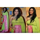 PARTY WEAR LATEST BOLLYWOOD REPLICA SAREE -  TM-8