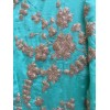 Bollywood Replica - Shamita Shetty In Sky Blue Stitched Palazzo With Top - VS104