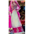 Bollywood Replica-Designer White & Pink Net Bridal Wear Lehenga Choli-9255( SIA-9200 )