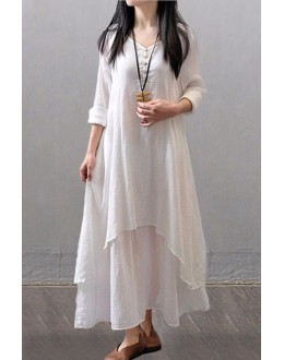 Party Wear Fancy White Kurti Palazzo Suit - NooorieeWhite