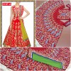 Bollywood Replica - Wedding Wear Red Embroidered Lehenga Choli - 3107-A