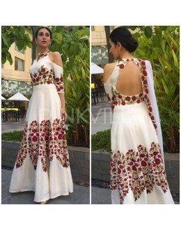 Bollywood Replica - Karishma Kapoor In Designer White Gown - 42