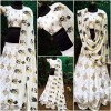 Bollywood Replica - Ethnic Wear Ivory & off-White Lehenga Choli - L001