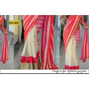 Bollywood Replica - Designer Multi-Colour Half & Half Saree - PN-1027