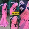 Bollywood Replica - Party Wear Pink Pure Georgette Saree - PN-1030-A