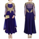 Bollywood Replica - Beautiful Blue Georgette Anarkali Suit - S145