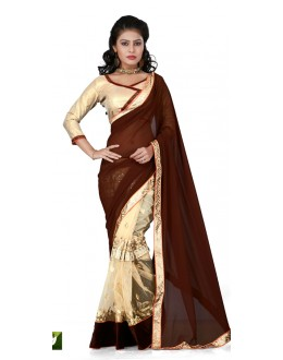 Bollywood Replica - Designer Multicolour Saree - TM-123