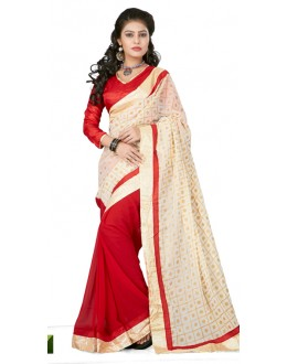 Bollywood Replica - Designer Multicolour Saree - TM-124