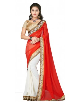 Bollywood Replica - Designer Multicolour Saree - TM-127