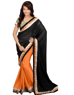 Bollywood Replica - Designer Multicolour Saree - TM-133