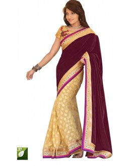 Bollywood Replica - Designer Multicolour Saree - TM-137