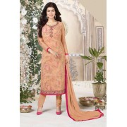 Ayesha Takia In Orange Georgette Salwar Suit  - Aarohi912