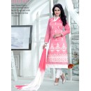 Festival Wear Pink Pure Cotton Salwar Suit - Chitra2010