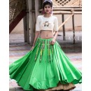 Designer Green Fancy Lehenga Choli- Ramzat7047