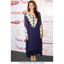 Bollywood Replica - Aditi Rao Hydari Navy Blue Pure Georgette Salwar Suit - D-20 (SIA-D)