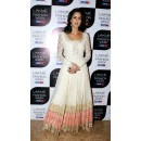 Bollywood Replica - Katrina Kaif in Beautiful White Net Anarkali Suit - 108 (SIA-213)
