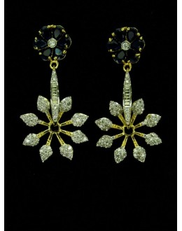 Designer Indian CZ Earing - 89557