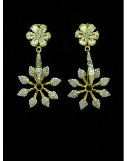 Designer Indian CZ Earing - 89562