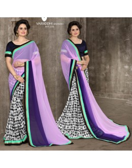 Ethnic Wear Multi-Colour Saree - 2953