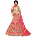 Wedding Wear Red Lehenga Choli - ROOP NIKHAR109